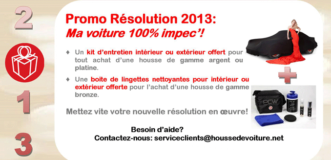 Promotion Cover Company France 2013